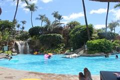 Pool at Westin Maui