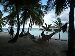 Unsere San Blas Insel bei Mr. Robinson
