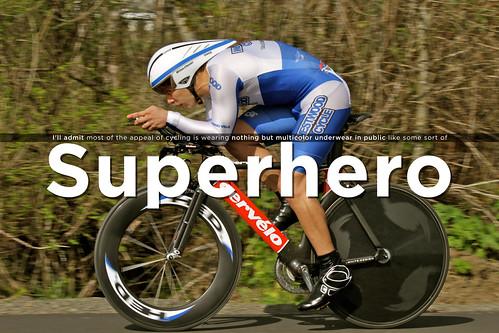 Twitart: Superhero