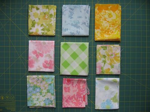 Auditioning Fabrics I