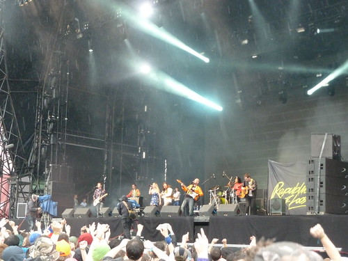 Republic of Loose at Oxegen 2010