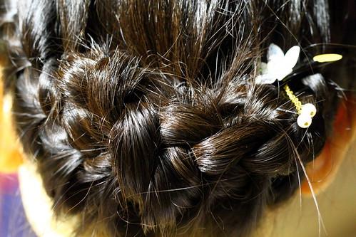 Designer hair!