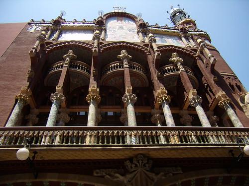Palau de la Música Catalana - Barcellona