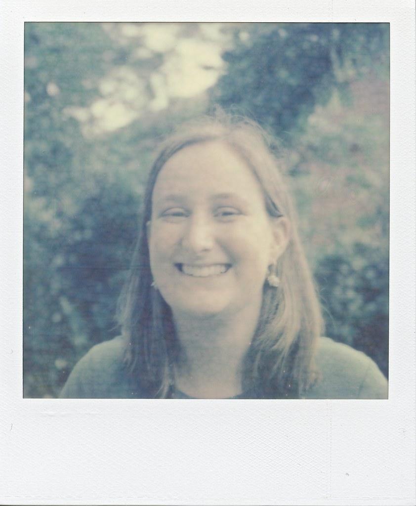 instant photo of valerie