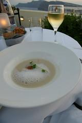 Santorini Restaurant 1800 in Oia