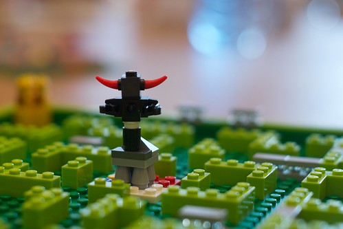 Lego spellen
