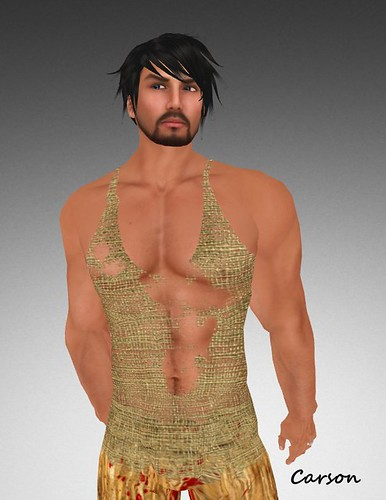 Graffitiwaer Burlap Tank Falling in Love Hunt