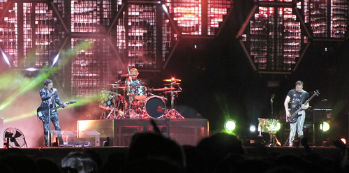Muse live at Frequency Festival