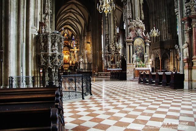 聖·史蒂芬大教堂,St. Stephen's Cathedral (Stephansdom)