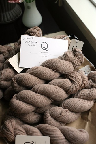 Yarn is here!!