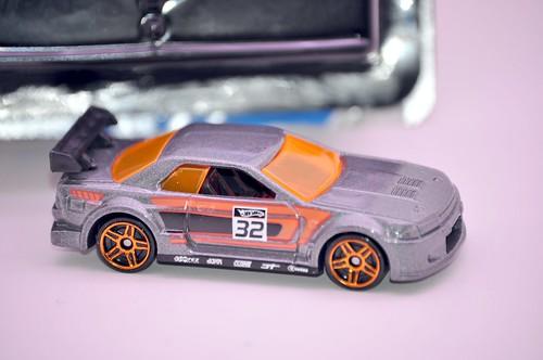 hw mystery car nissan skyline r32 (2)