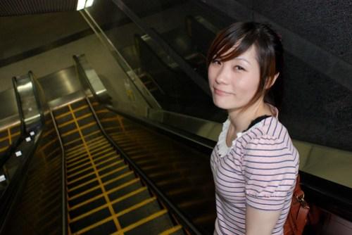 坐電梯下來拍的,感覺就沒什麼特色