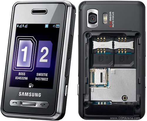 Celulares con Doble Chip: 2 Moviles en 1