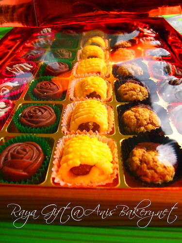 Tempahan Hamper Raya / Corporate Gift @ AnisBakery.net