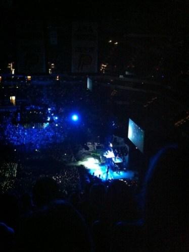 Gaga on Stage