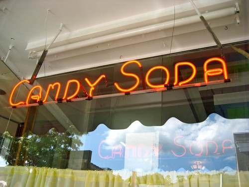Candy Soda Neon