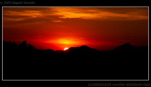 Sunset | Vellore