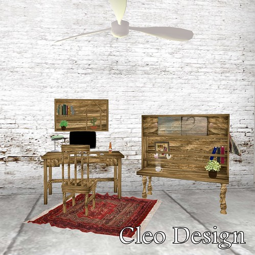 SL House & Garden Hunt - Cleo Design