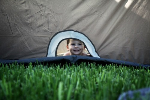 ready to camp