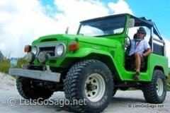 Pinatubo 4x4 Trek