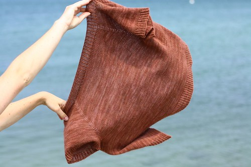 That Summer Cardi floating in the wind