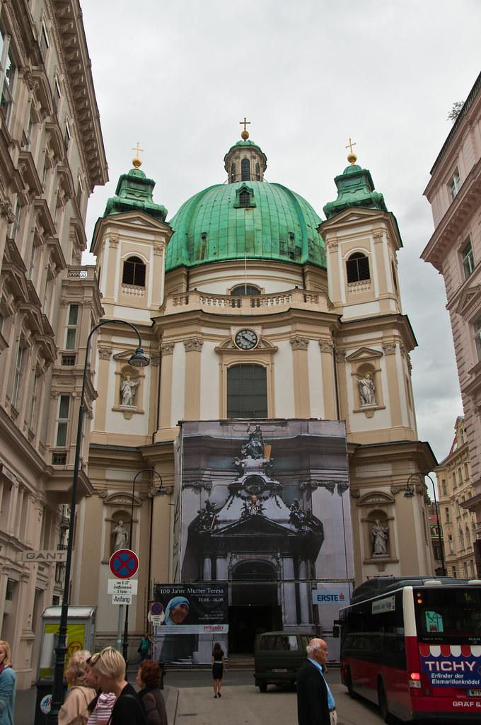St Peter's, Vienna