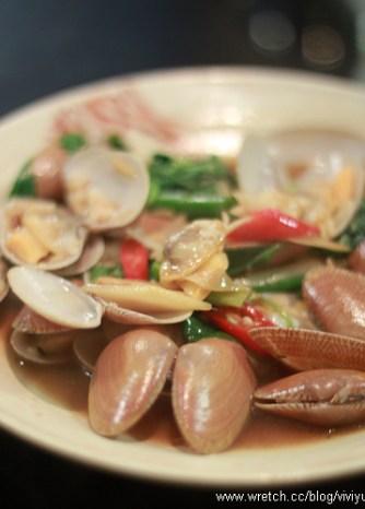 [美食.淡水]海宴海鮮餐廳~現流海產新鮮現做 @VIVIYU小世界