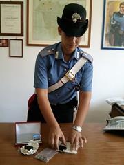 La droga sequestrata dai Carabinieri 2