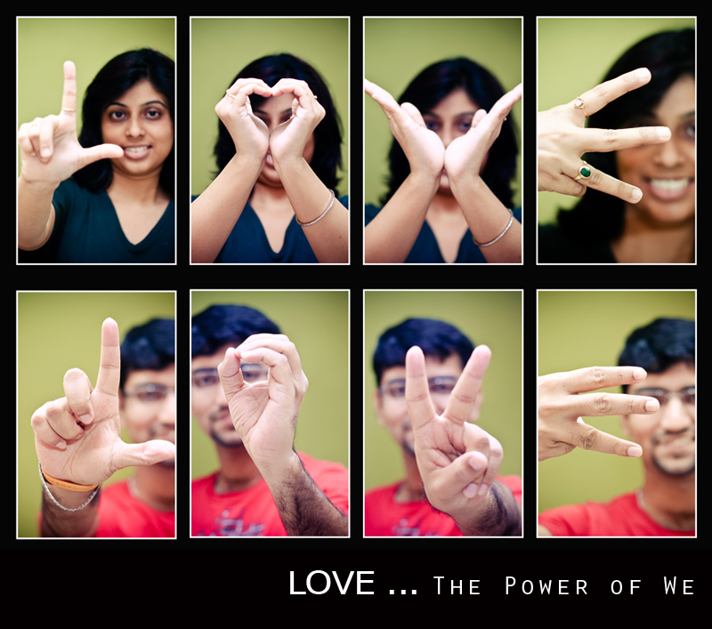 LOVE - The Power of We