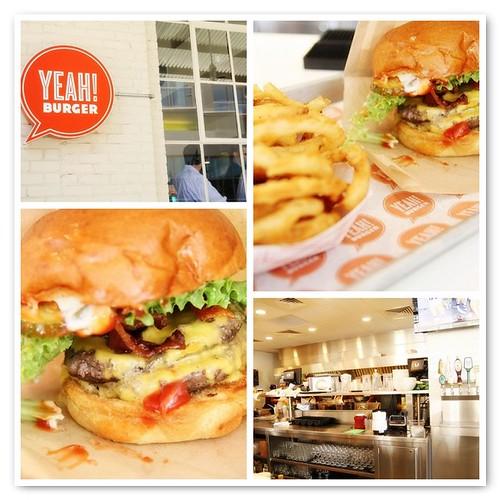 yeah burger mosaic