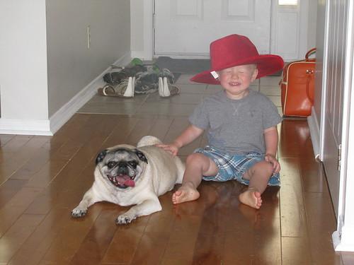 Canada Day Cowboy
