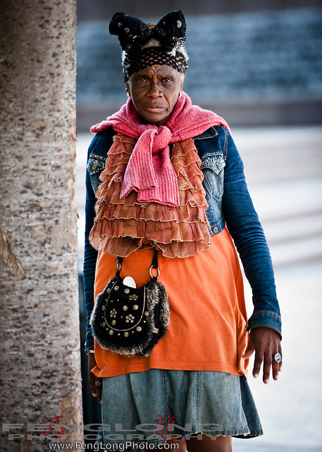 Downtown Atlanta Fashion