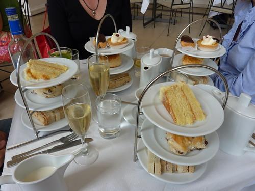Afternoon tea at the Orangery Kensington Palace London (6)