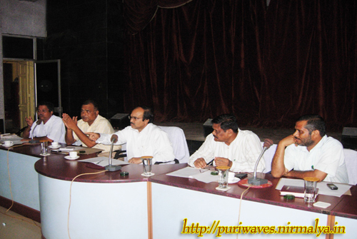 Preparation meeting for 15th August