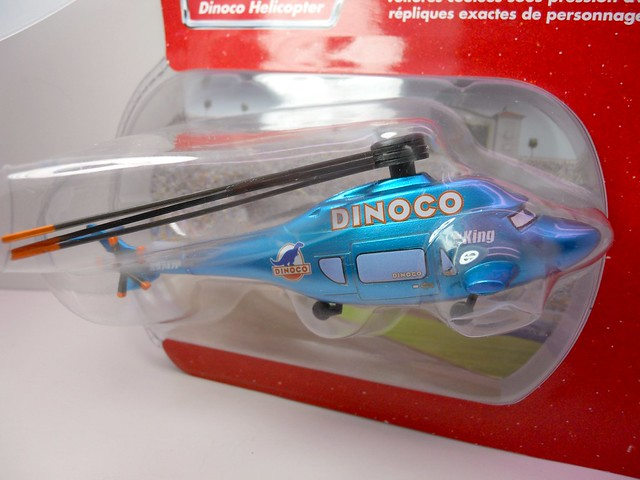 disney store cars dinoco helicopter chrome (2)