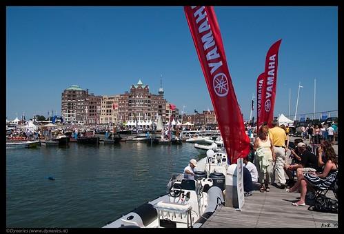 Bataviahavendagen Lelystad (27-06-2010).