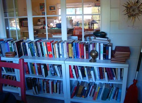 Jean's bookshelves 3