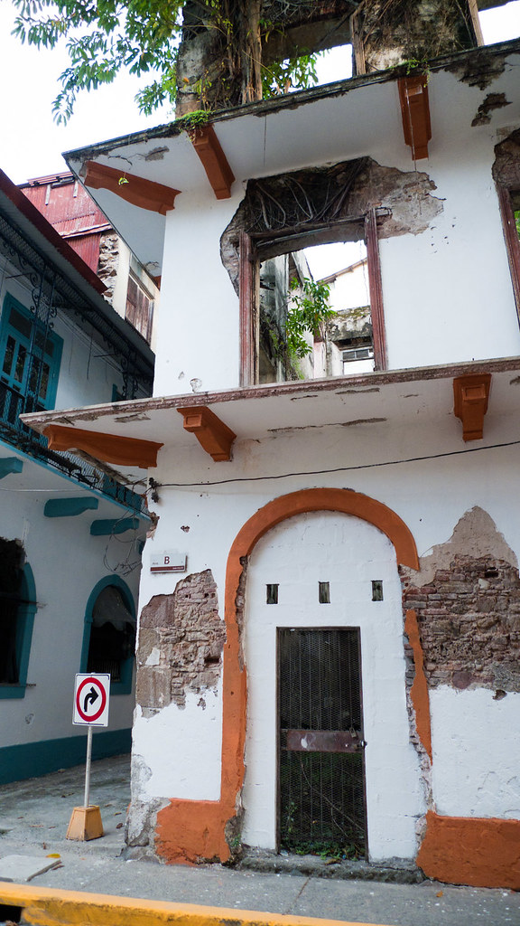 Ruina pintada
