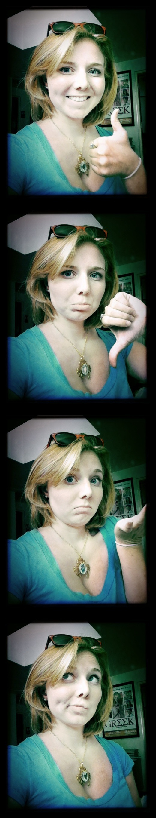 My Photo Strip (iPhone IncrediBooth app)