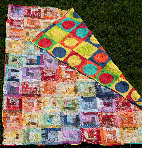 Camping Quilt #1