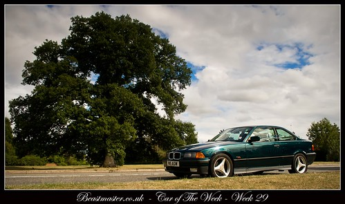 Car of The Week - Week 29 - BMW 318iS
