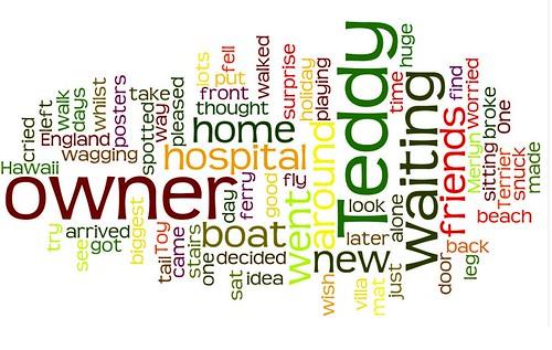 Wordle Poppys story