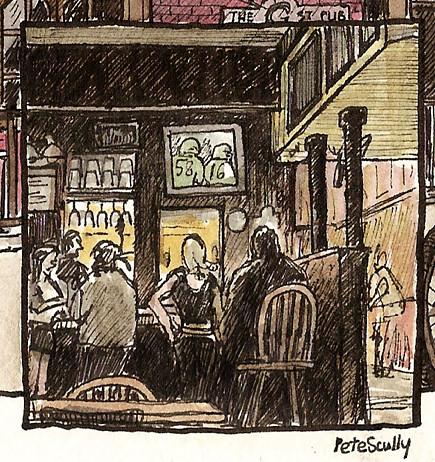 g st pub: drinkers