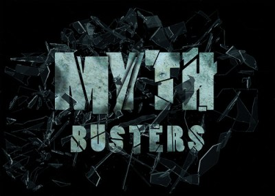 Mythbusters Sermon Series Artwork