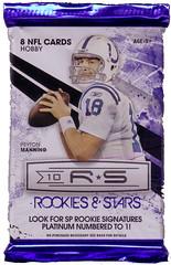 2010 Panini Rookies & Stars pack