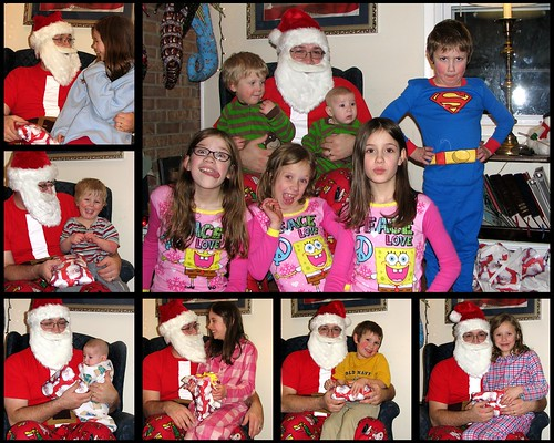 Christmas Eve Santa 2010
