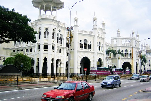 Old Railway Station, Kuala Lumpur - Malaysia