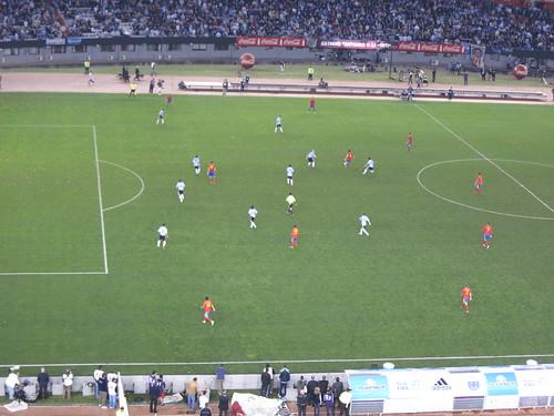 Argentina 4 - 1 Spain