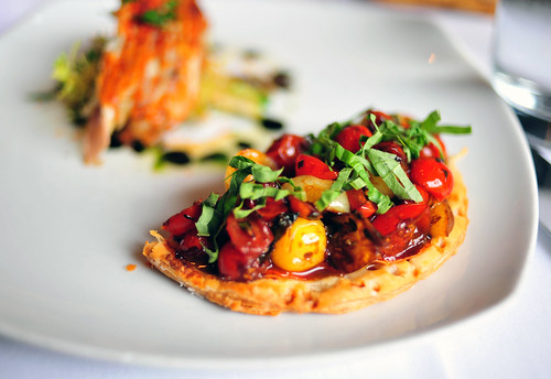 Toy Box Tomato Tartlet
