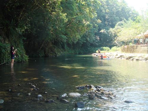 清澈的金瓜寮溪(1)